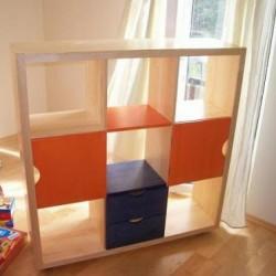 Bērnu istabas mēbeles no galdniecības Krasts-R